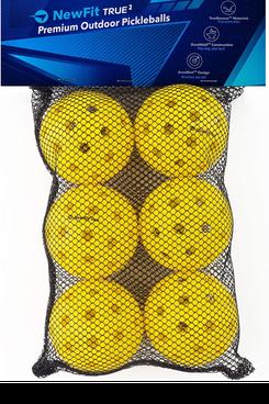 NewFit True2 Pickleball Balls