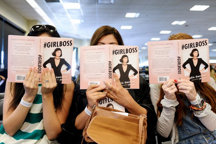 Why read Girlboss when you can watch Girlboss.