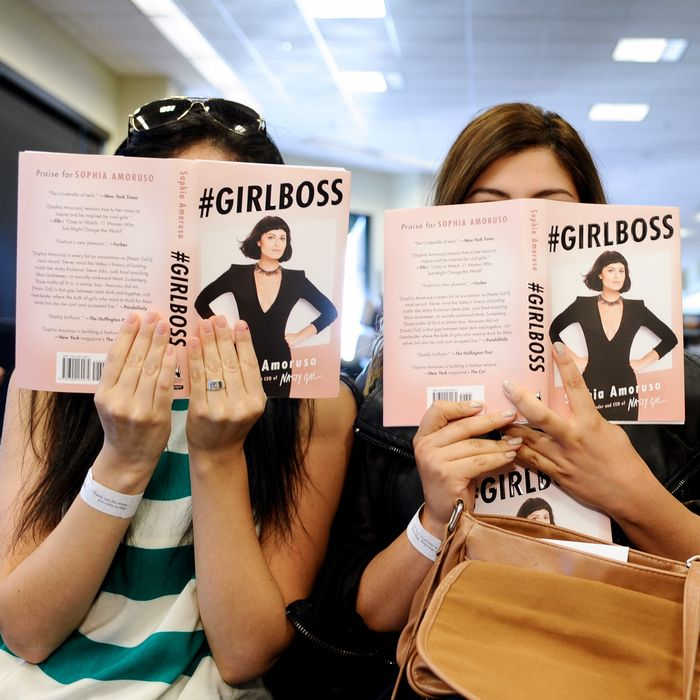 Why read Girlboss when you can watch Girlboss.
