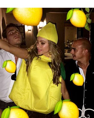 When life gives you lemon costumes