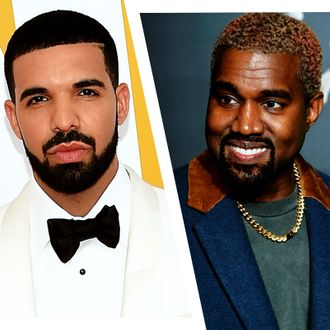 840f78a599977 Kanye and Drake Tweets  Feud Reignites on Twitter