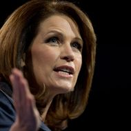 Rep. Michelle Bachmann, R- Minn., speaks at the 40th annual Conservative Political Action Conference in National Harbor, Md., Saturday, March 16, 2013. It may seem early, but the diehard activists who attended the three-day conference are already picking favorites in what could be a crowded Republican presidential primary in 2016.