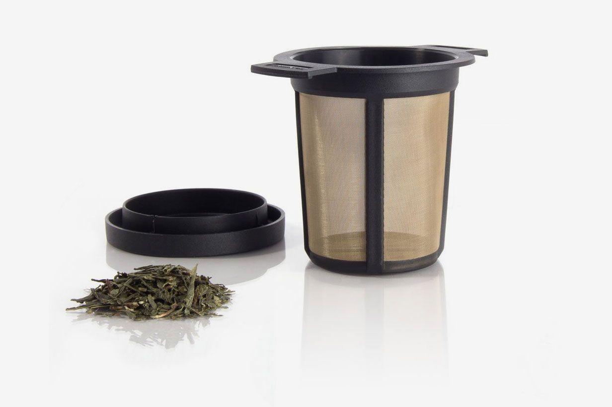 Finum Brewing Basket, Medium, Black