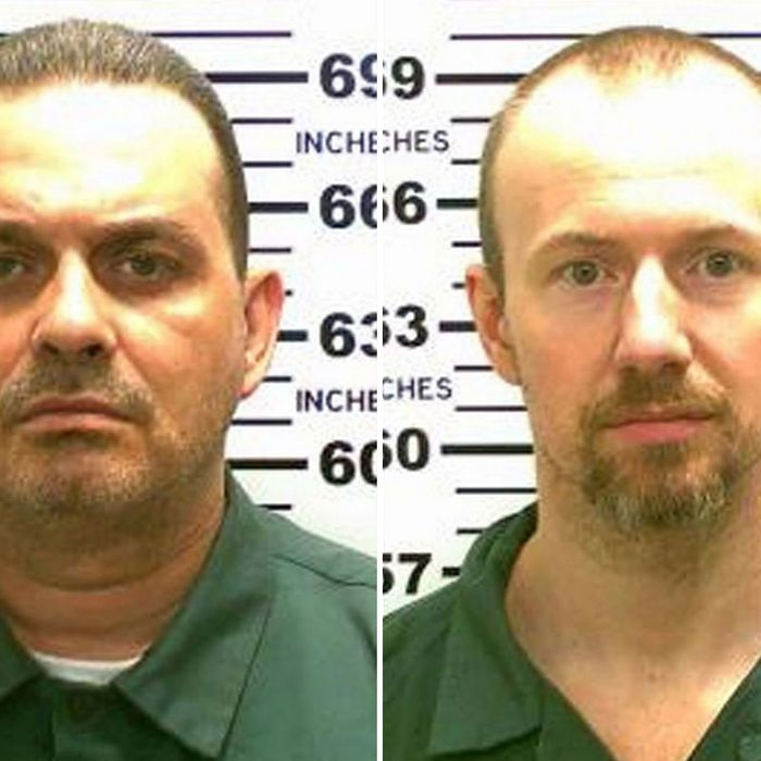 Guy in jail gets fucked bycell mate The Strangest Details From That Report On The Dannemora Prison Escape