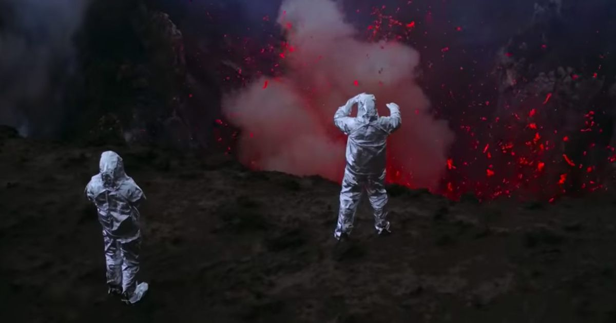 Into the Inferno Trailer: Werner Herzog Talking About Volcanoes Is As Profoundly Unsettling As You Might Expect