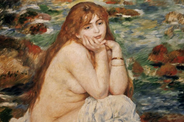 A Renoir painting of a young woman — The Strategist reviews a micellar water by French brand Melvina