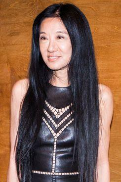 Designer Vera Wang.