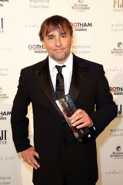 NEW YORK, NY - DECEMBER 02: Director Richard Linklater attends the 23rd annual Gotham Independent Film Awards at Cipriani Wall Street on December 2, 2013 in New York City.  (Photo by Monica Schipper/Getty Images)