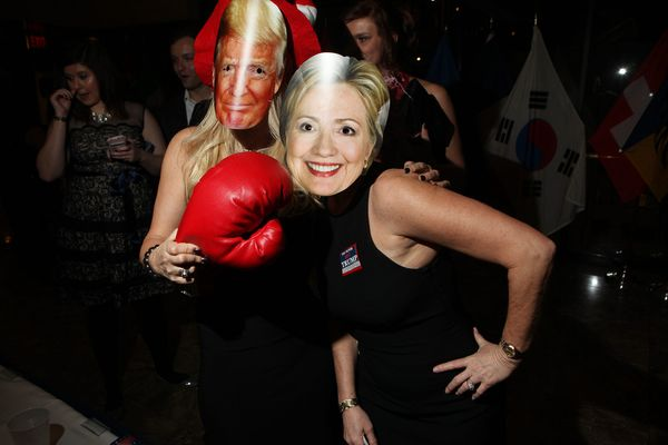 'Smells Like Boys': A Night at the DeploraBall