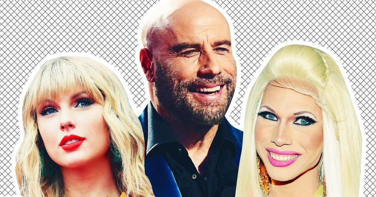 Did John Travolta Mistake a Drag Queen for Taylor Swift?