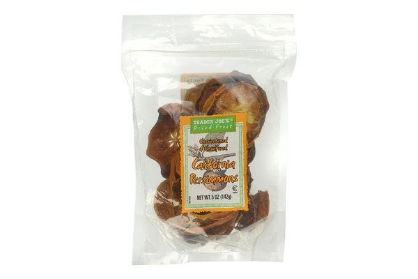 Trader Joe's Unsweetened, Unsulfured Dried Persimmons, 2-Pack