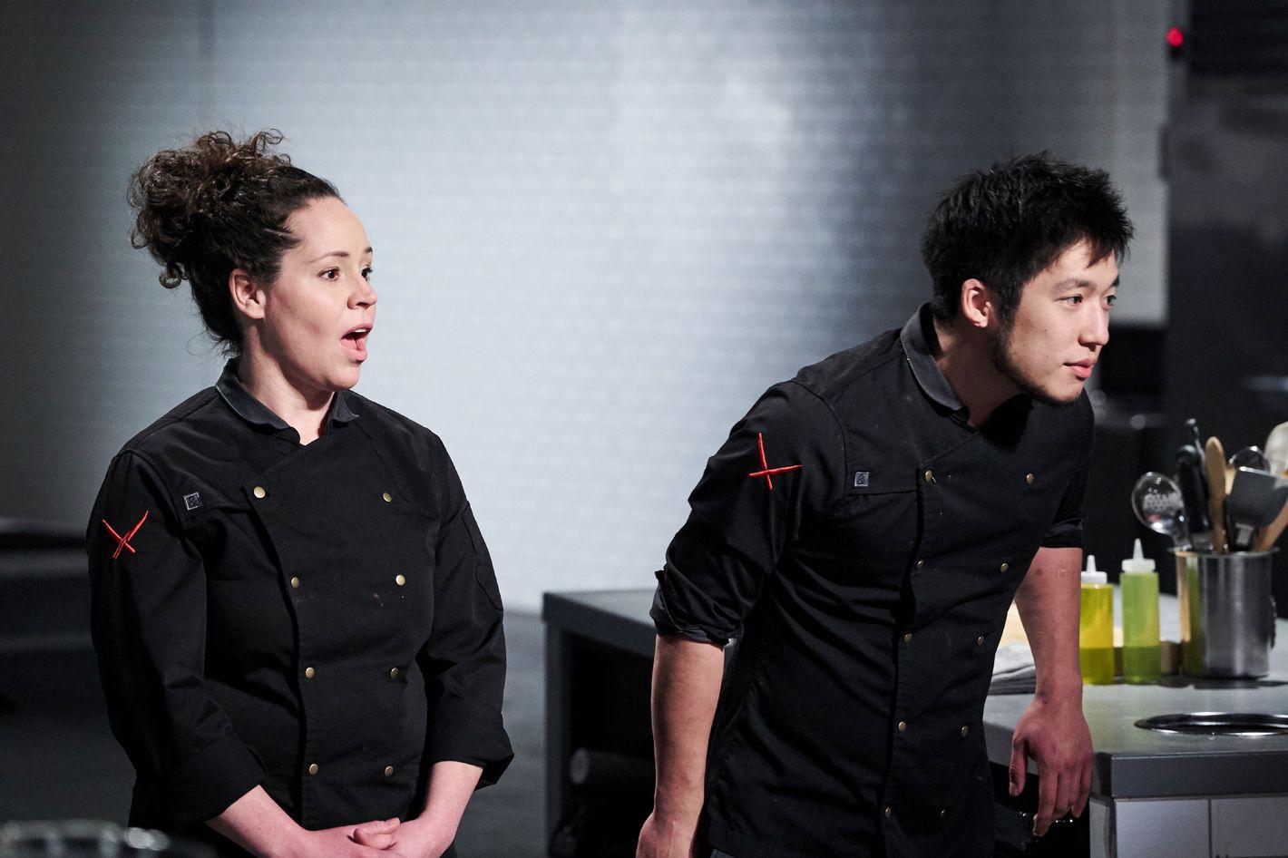 iron chef gauntlet episode 4 recap