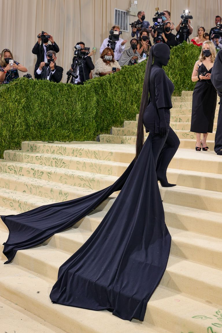 Photos: All the Looks From the 2021 Met Gala Red Carpet