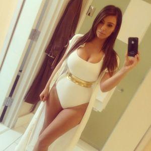 The Professionally Exposed Kim Kardashian Partook Of The New Modesty