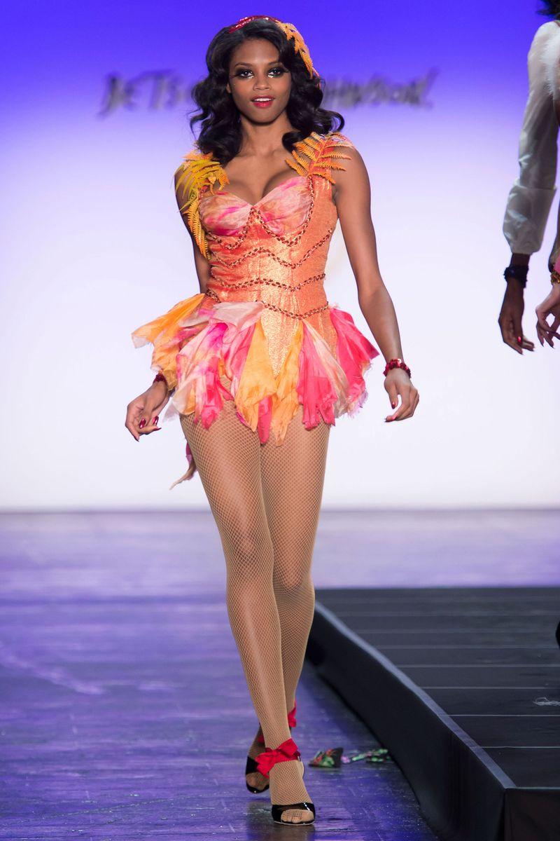 Betsey Johnson Fashion Show Spring
