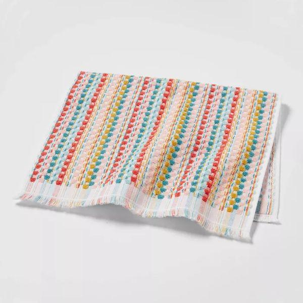 Opalhouse Multi Striped Sonoma Bath Towel