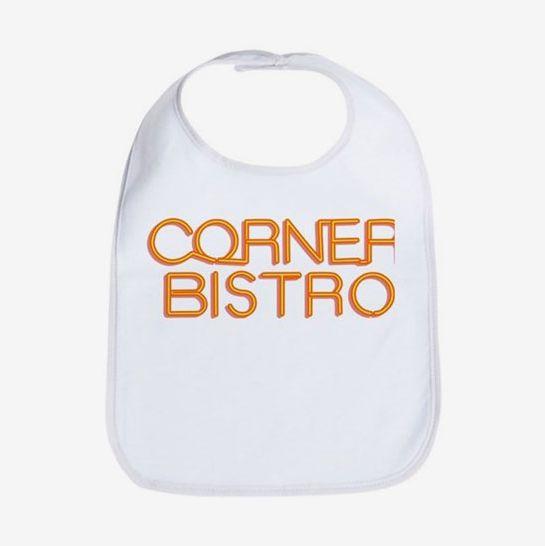 Corner Bistro Bib