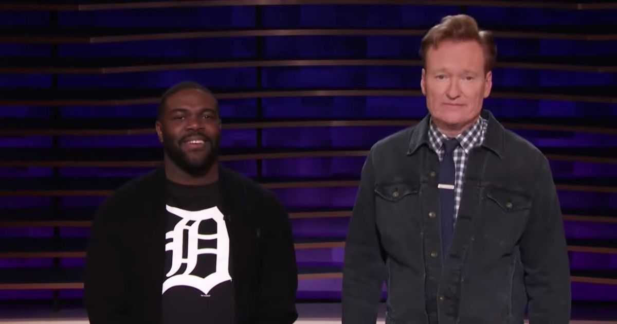 Conan O'Brien and Sam Richardson Are Off to Ghana Next Week