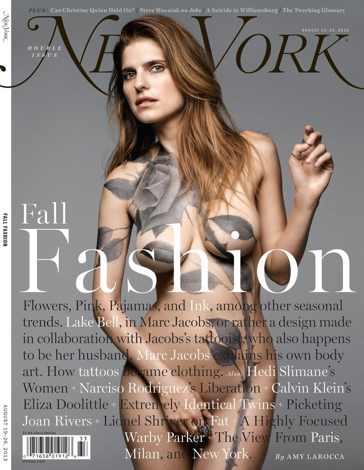 New yorker fashion magazine 34