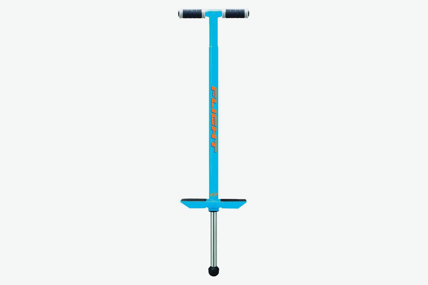 Squeak-Free Pogo Stick