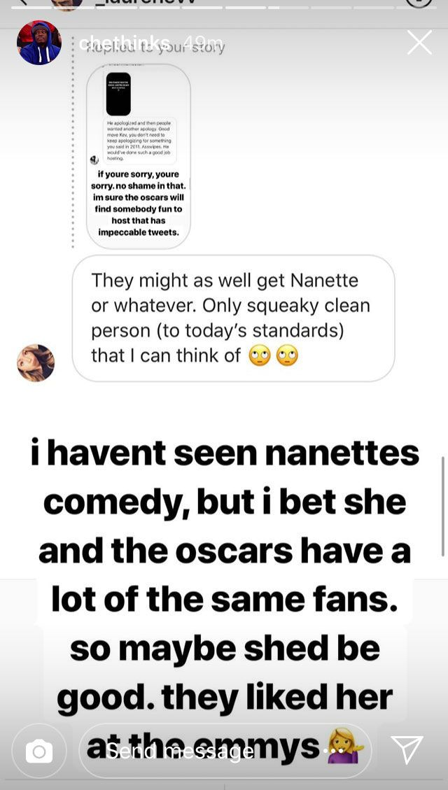 Has Michael Che Seen Nanette? An Investigation