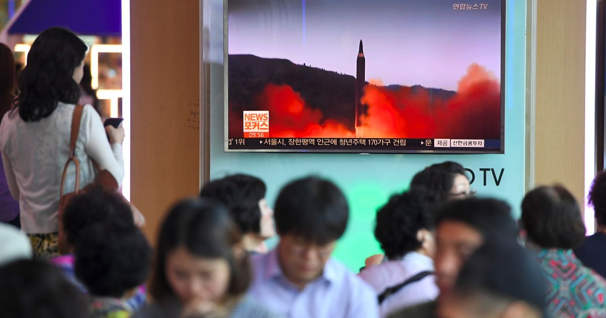 North Korea's Latest Missile Launch Shows the Limits of Sanctions