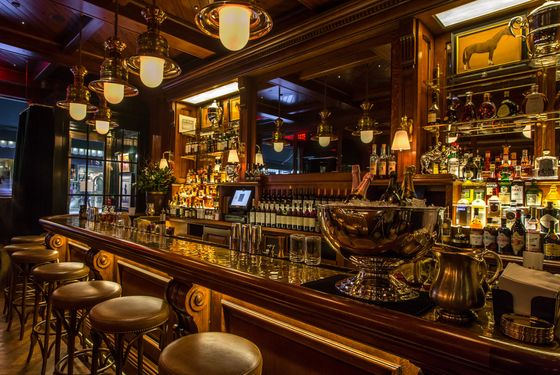 What To Eat At The Polo Bar Grub Street