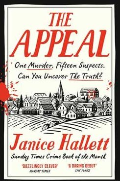 The Appeal by Janice Hallett