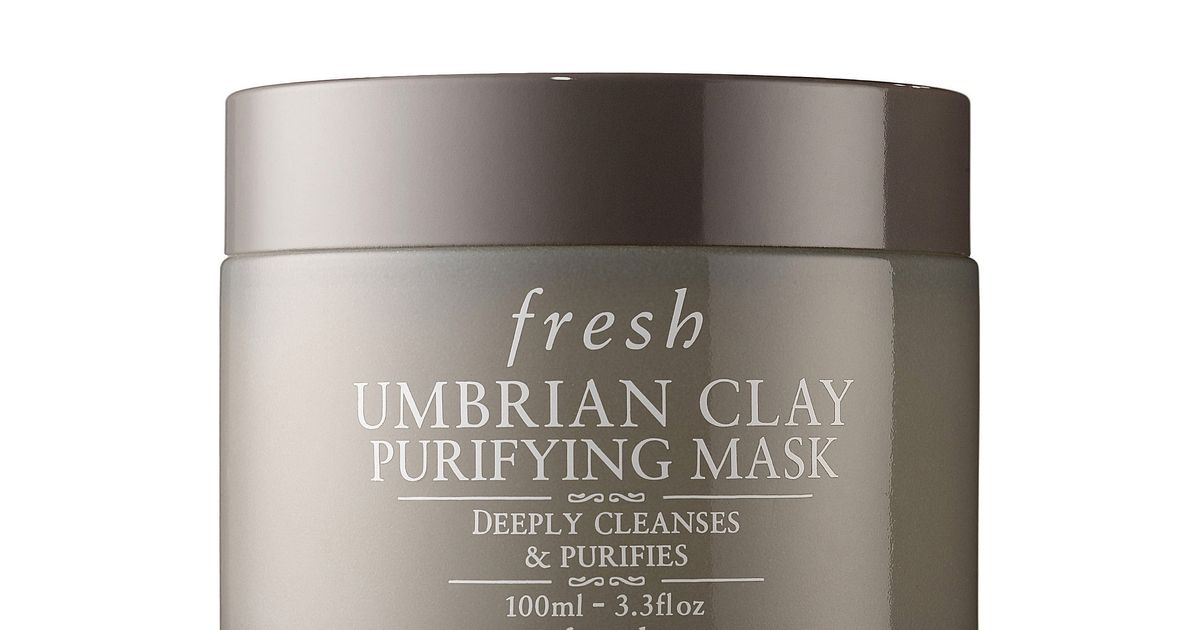 This Clay Mask Is Magic for Pimples, Dry Skin, and Bug Bites