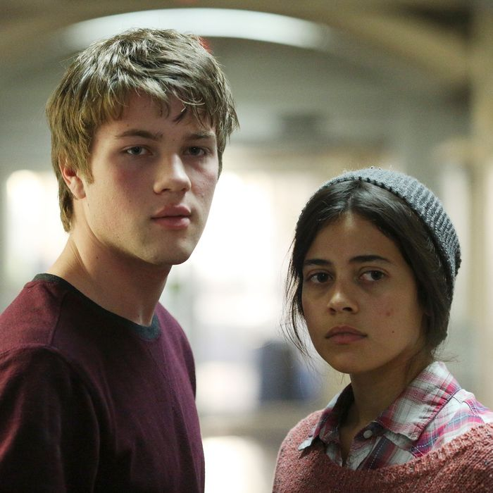 CONNOR JESSUP, ANGELIQUE RIVERA