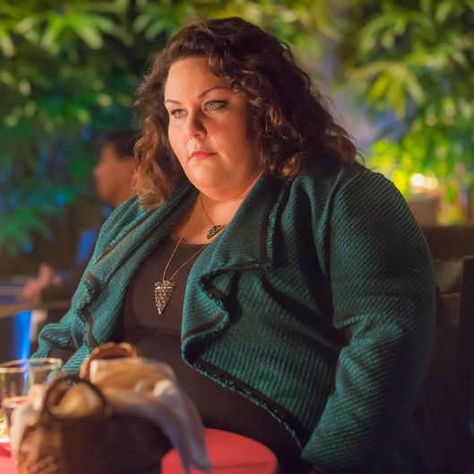 Chrissy Metz Clarifies Her Contract Weight Loss -- Vulture