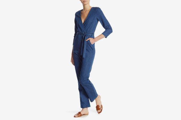 3x1 NYC Moxy Denim Jumpsuit