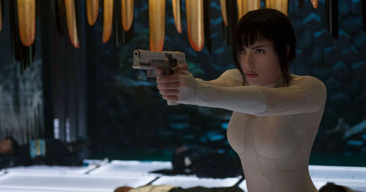 Ghost In The Shell Movie Review A Shoddy Soulless Remake