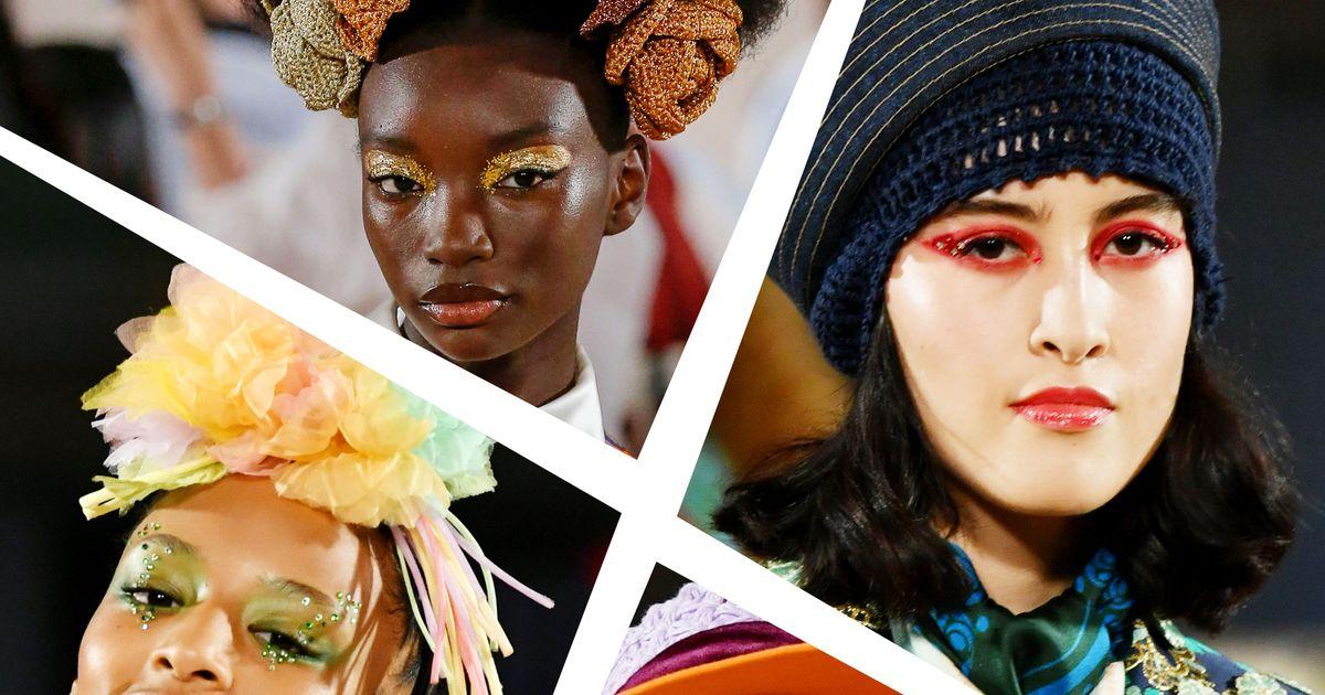 All 60 Marc Jacobs Models Got Unique Beauty Looks