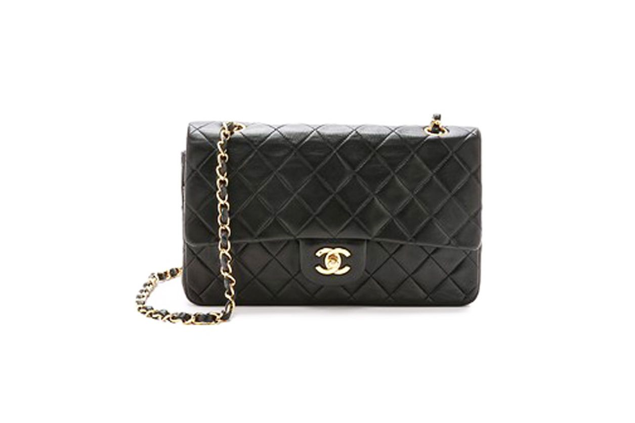 Chanel 10-inch Shoulder Bag