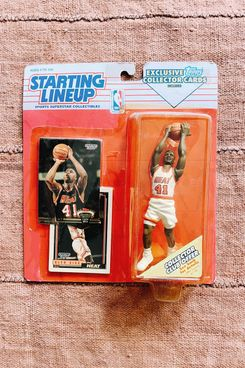 Vintage 1990s Starting Lineup Toys