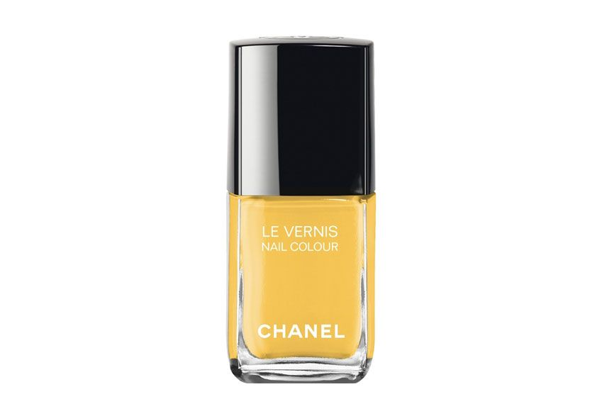 Chanel LE VERNIS Longwear Nail Colour in Giallo Napoli