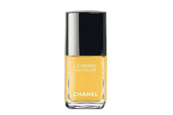 Chanel LE VERNIS Longwear Nail Colour in Giallo Napoli