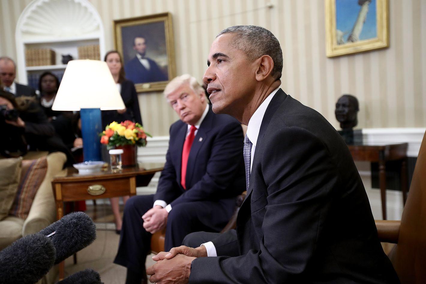 Image result for obama/trump
