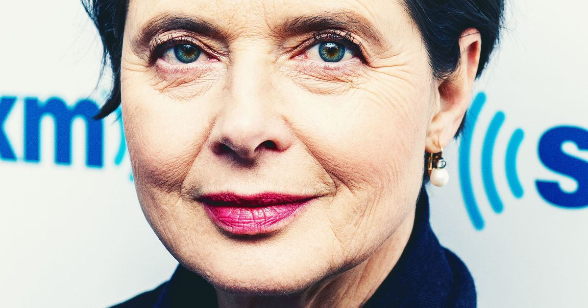 isabella rossellini will reappear in lancôme ads this year