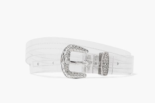 Tibi PVC Waist Belt