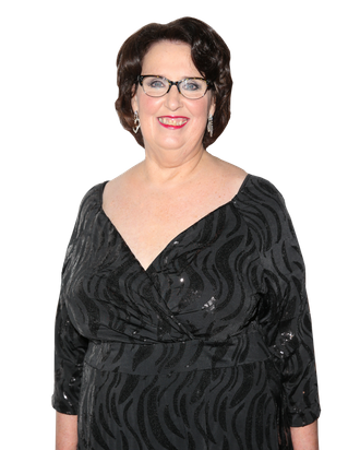 The Oa S Phyllis Smith Talks Angels Turtles And Dance Moves