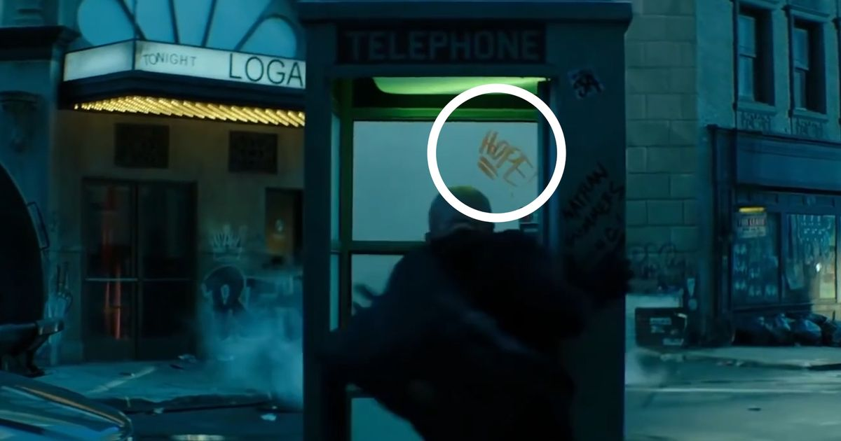 easter eggs in the deadpool 2 teaser - Pictures Of Easter Eggs 2