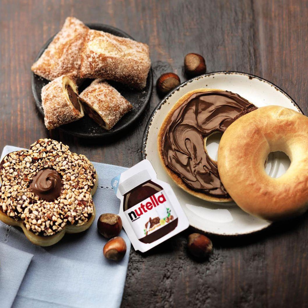 Tim Hortons Will Unleash Nutella Doughnuts Next Month ...