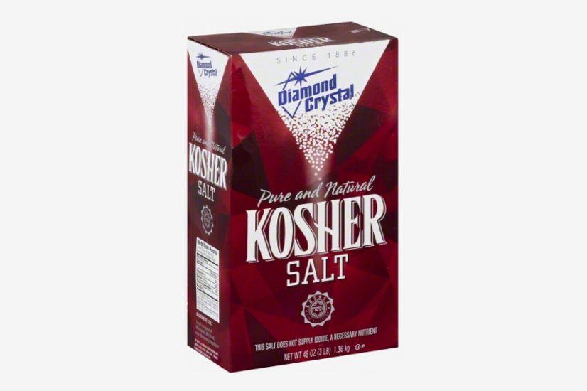 Diamond Crystal Kosher Salt