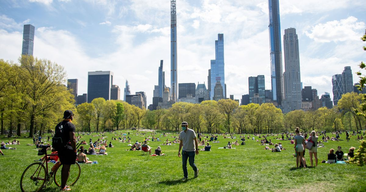 The New York Philharmonic Wants You to Take a Walk in the Park