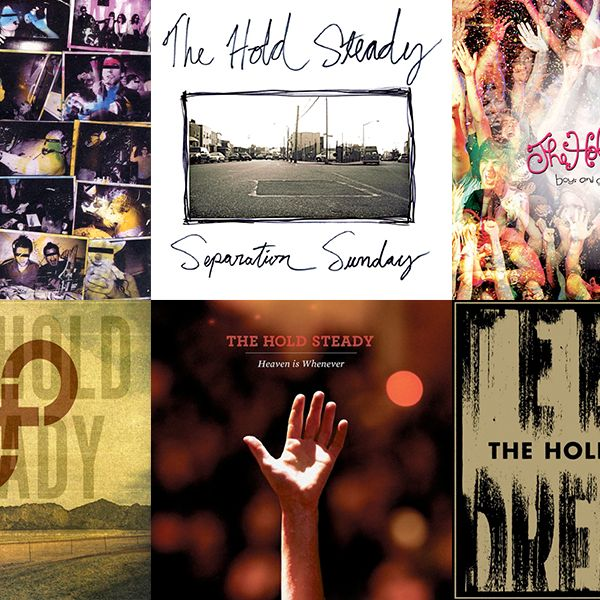 The Hold Steady Picks The Best Hold Steady Songs