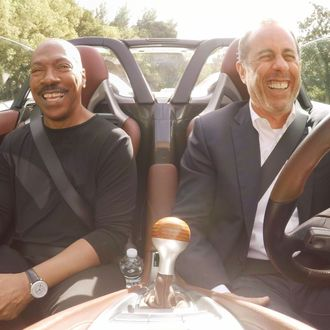 Comedians in Cars Getting Coffee' Announces New Guests