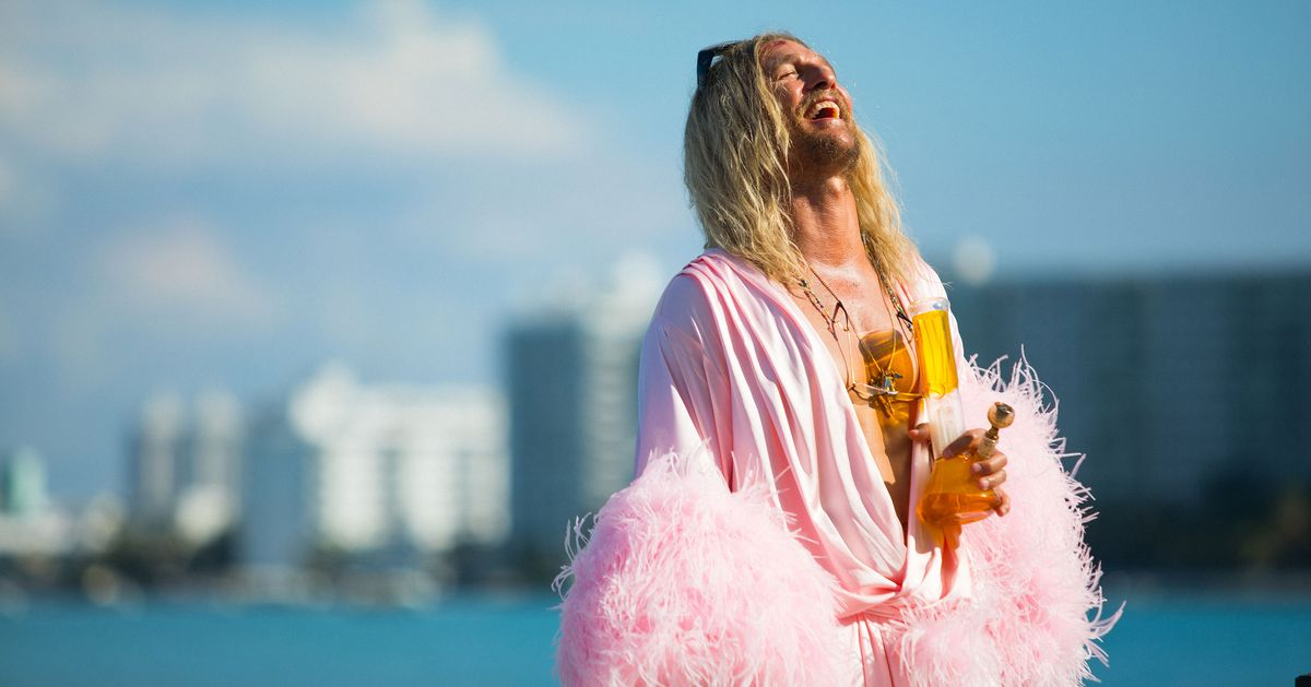 007a1bd4bc Beach Bum Costume Designer Heidi Bivens Explains Her Work