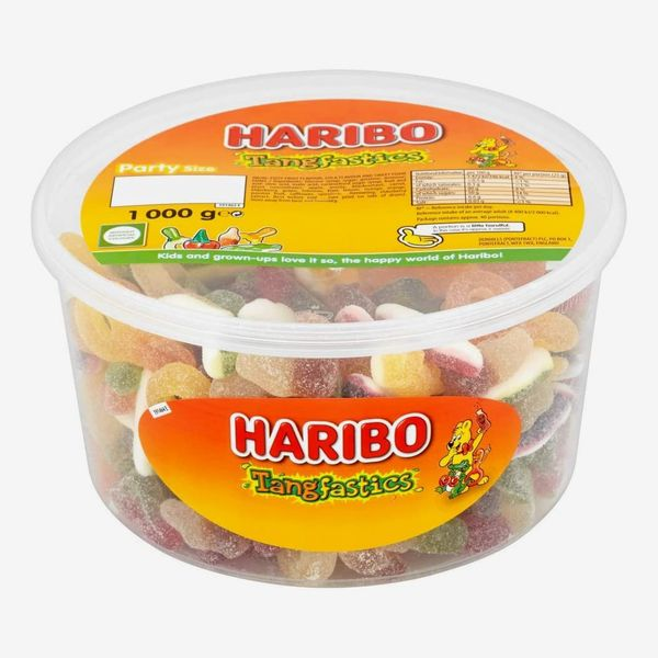 Haribo Tangfastics 1kg Tub